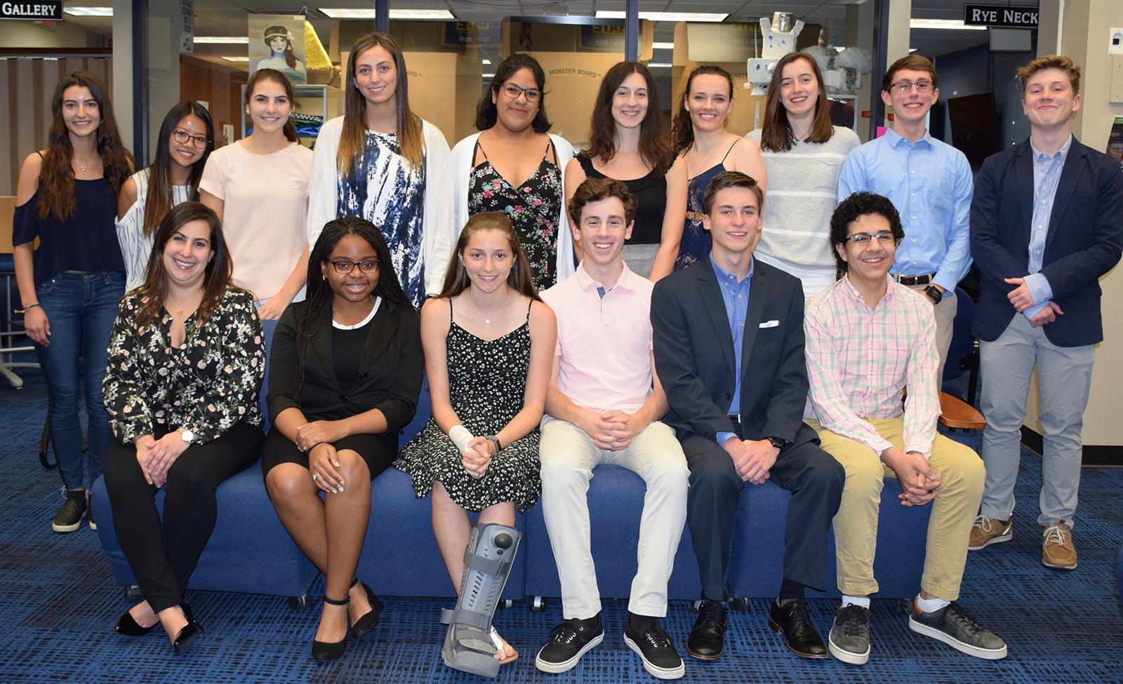 Science Symposium Celebrates Students' Achievements photo