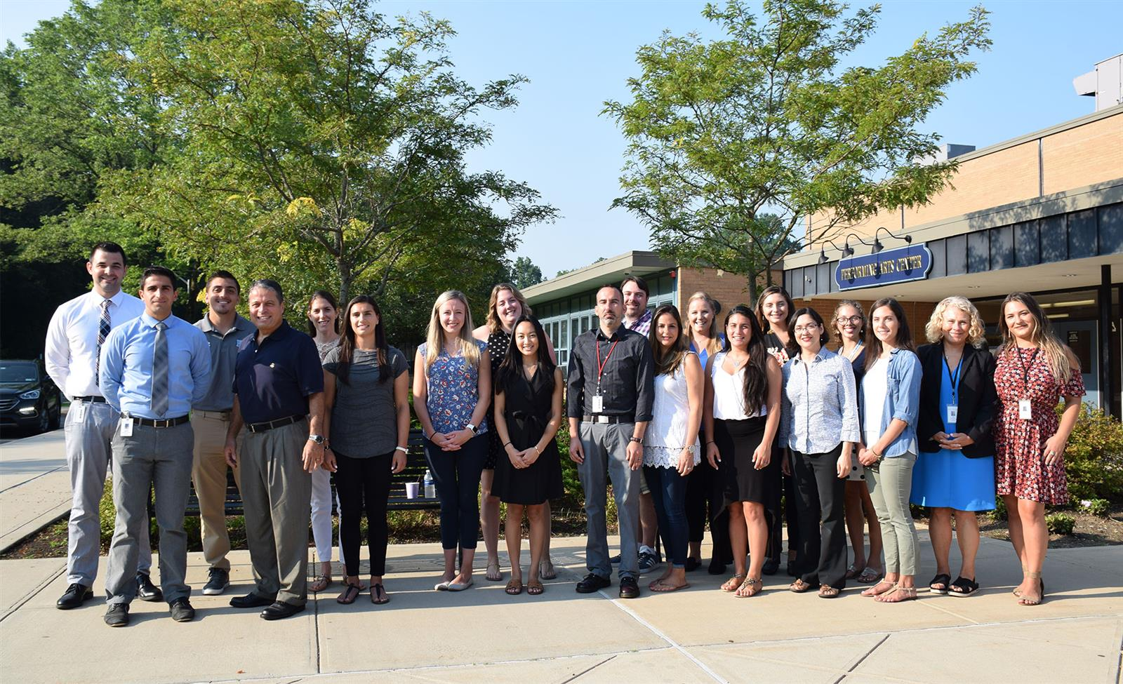 Rye Neck Schools Welcome New Staff for 2018-19 photo