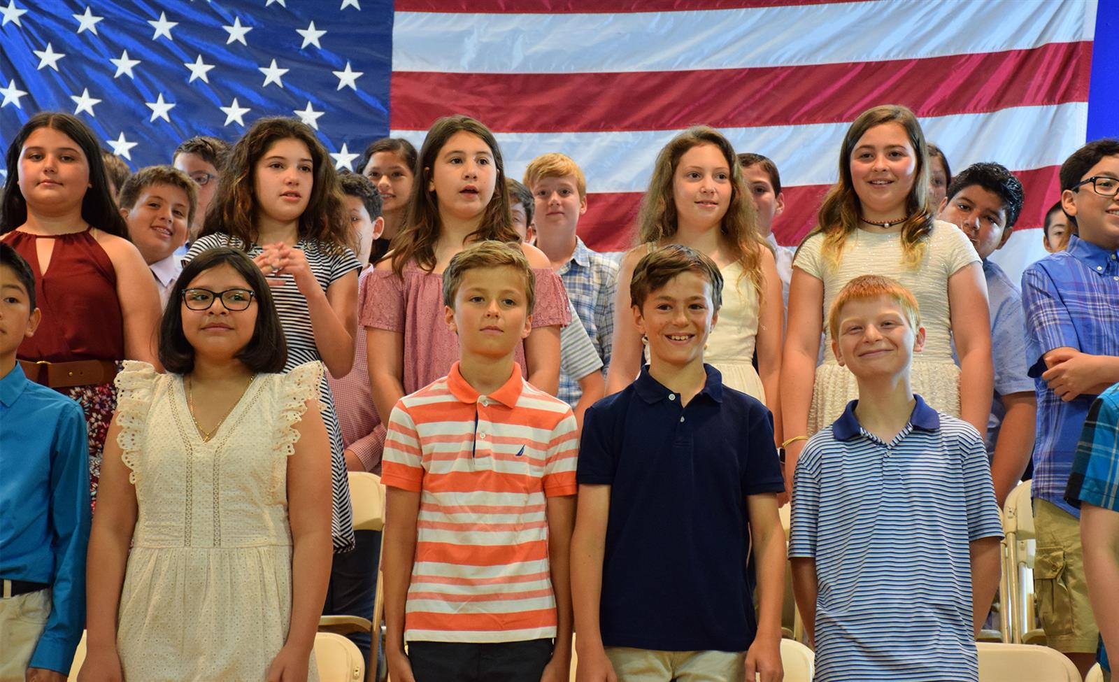 'Extraordinary Class' Moves Up to Rye Neck Middle School photo